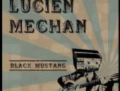 Lucien Méchan black mustang