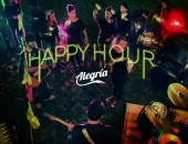 Alegria Happy hour