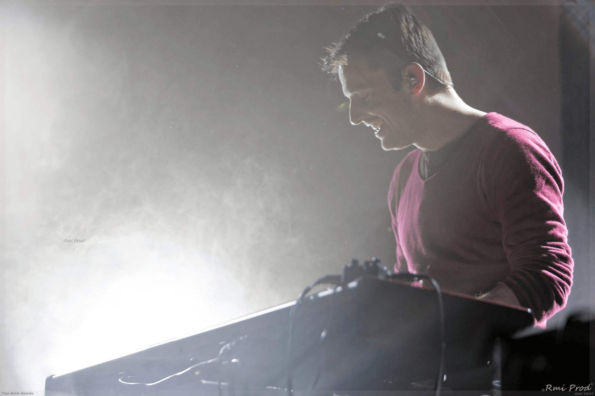 anael clavier live 8
